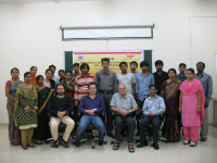 Najman, Cousty, Serra and Sagar with Workshop Participants in October 2010