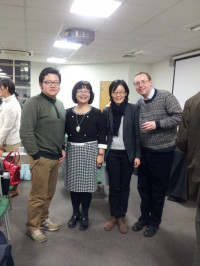 Book Launch for Routledge Handbook of Chinese Media