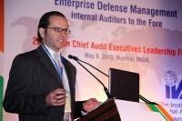 Keynote Speaker: Asian Chief Audit Executives Leadership Forum 2013