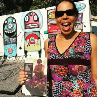 Jeanine Canty with new book