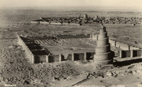 Samarra, a disembedded capital of the Abbasid Caliphate, founded in 836