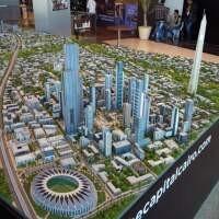 New Cairo Scale Model