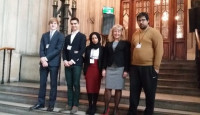 law students at the House of Lords 2016