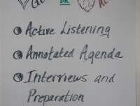 The success keys of facilitative leadership