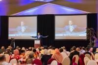 Considine speaking on la convivencia and religious pluralism at IslamInSpanish