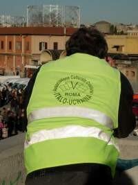 Keeping Order at the Garbatella, Italo-Ukrainian Catholic Association