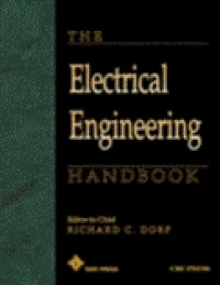 Dr. Taan ElAli/Co-Author/Contributor The Electrical Engineering Handbook