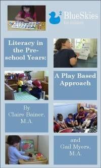 Literacy in the Preschool Years