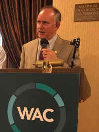 World Affairs Council speaking engagement
