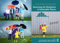 Creating the cover image for Governing for Resilience in Vulnerable Places