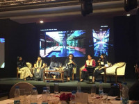 Moderation of panel on Asian architecture at WADe Asia, New Delhi