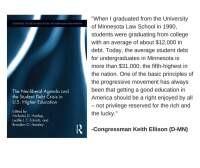 Keith Ellison Endorsement