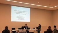 Prof.Maxat Kassen's speech at IPSA forum (Germany)