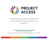 Project Access - Advocating for timely & affordable access to mental health care