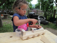 Woodwork in Early Childhood education