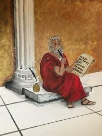 Aristotle Writes a Movie