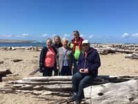 Family at Oregon Coast