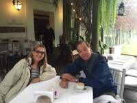 With Sherri, Lima, Peru, August 2016