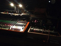 Late night recording