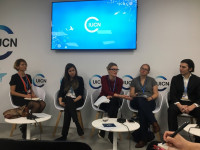 IUCN World Commission on Environmental Law panel discussion, COP23, 2017, Bonn