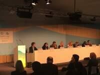 Climate technology side event at COP23, Bonn, 2017