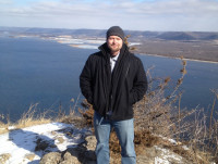 hiking the bluffs of the Northern Mississippi
