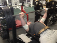 powerlifting training in MN
