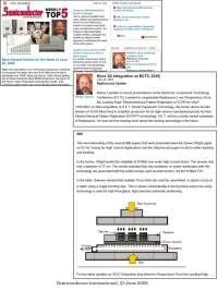 More 3D Integration at ECTC 2008