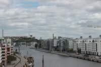 Hammarby-Sjostadt, Stockholm's prototype sustainable neighbourhood