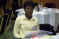 Picture taken @ Technip during a training
