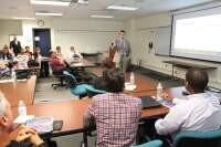 Lunch seminar on feedback-seeking behavior and LMX (2016)