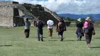Group tour to Monte Alban, Oaxaca