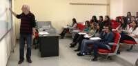 BioThermodynamics lecture, November 2012
