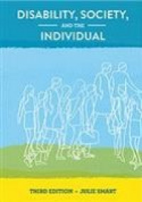 Disability, Society, and the Individual, 3rd edition