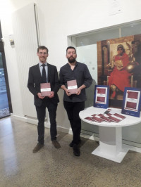 Pádraic Moran & Chris Doyle, Launch of Honorius, The Fight for the Roman West