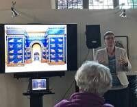 Presentation of Discovering Babylon at Pacific School of Religion, Berkeley
