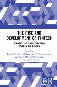 The Rise and Development of FinTech - Book Cover