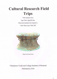 Cultural research field trips