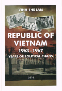 Republic of Vietnam, 1963-1967: years of political chaos