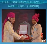 I.O.A Honorary Fellowship Award 2015
