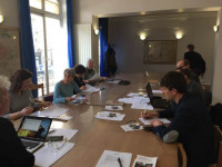 Meeting of the board of the journal Food & History, Paris, 8 March 2019