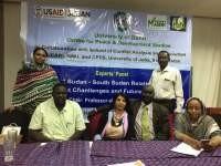 Bahri University, Khartoum, Sudan - Experts Panel