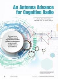 Antennas for Cognitive Radio Applications