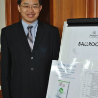 Book launch at Borneo 1