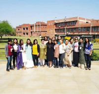 building Bridges between Latin American and Indian women scholars (Mar, 2019)