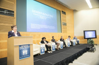 IMF gender budgeting conference