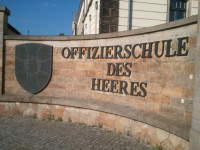 The German Officer School in Dresden
