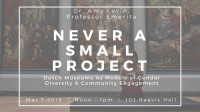 Never a Small Project