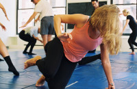 NYU Students in Physical Actioning Workshop