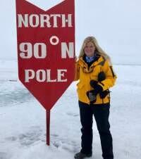 North Pole, 2019